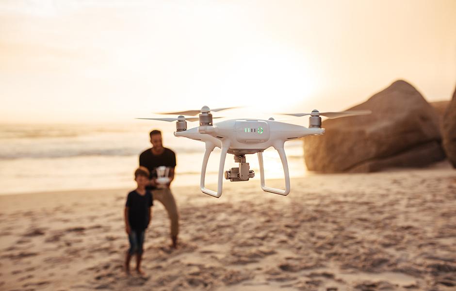 zakup drona na początek