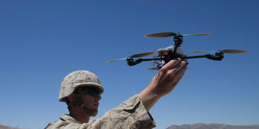 drony wojsko