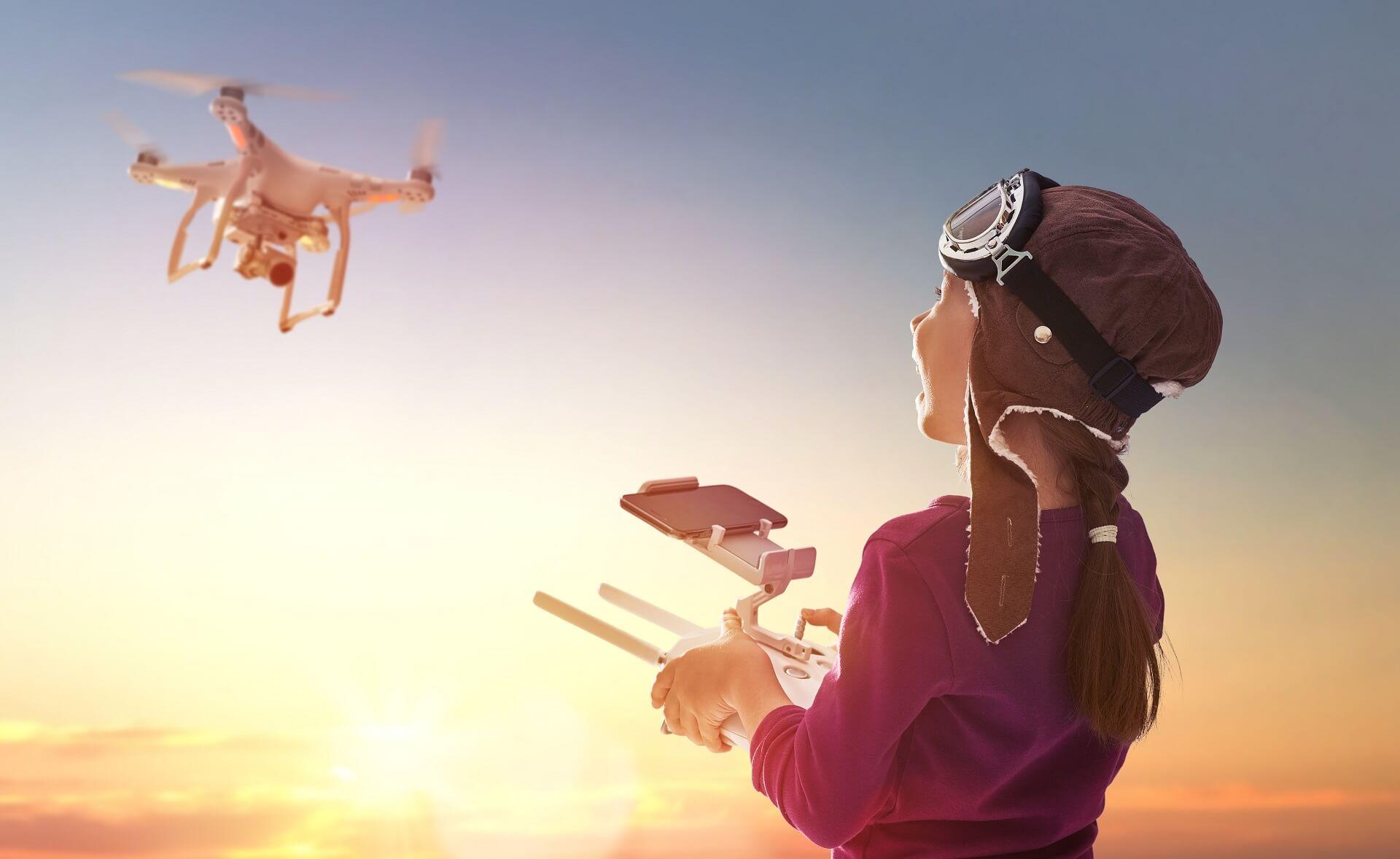 jaki dron dla dziecka