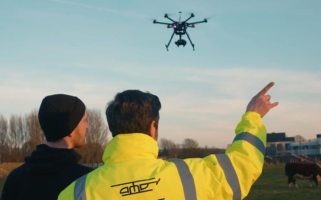 kurs na drona