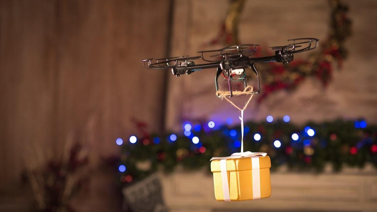 prezent dron
