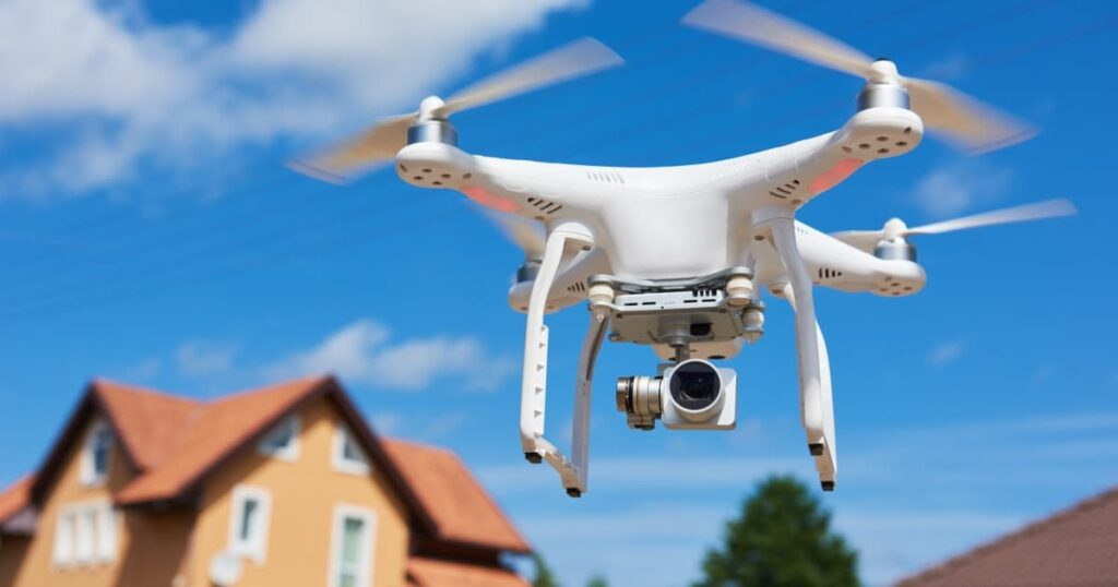 prywatność a drony
