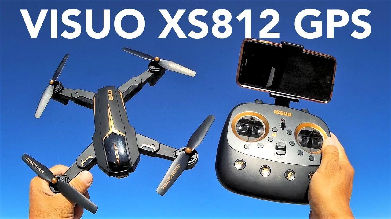 Visuo XS812 obraz 2