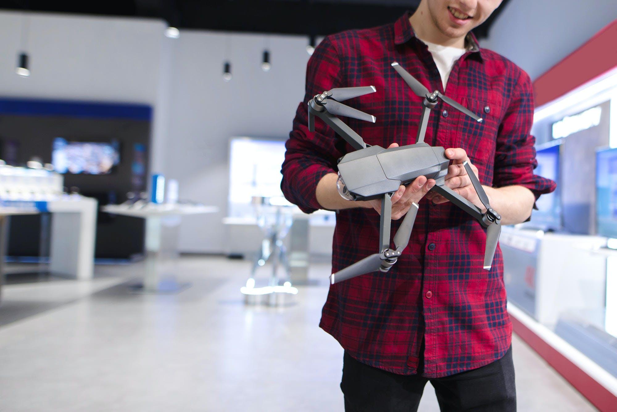 10 powodów, aby kupić drona