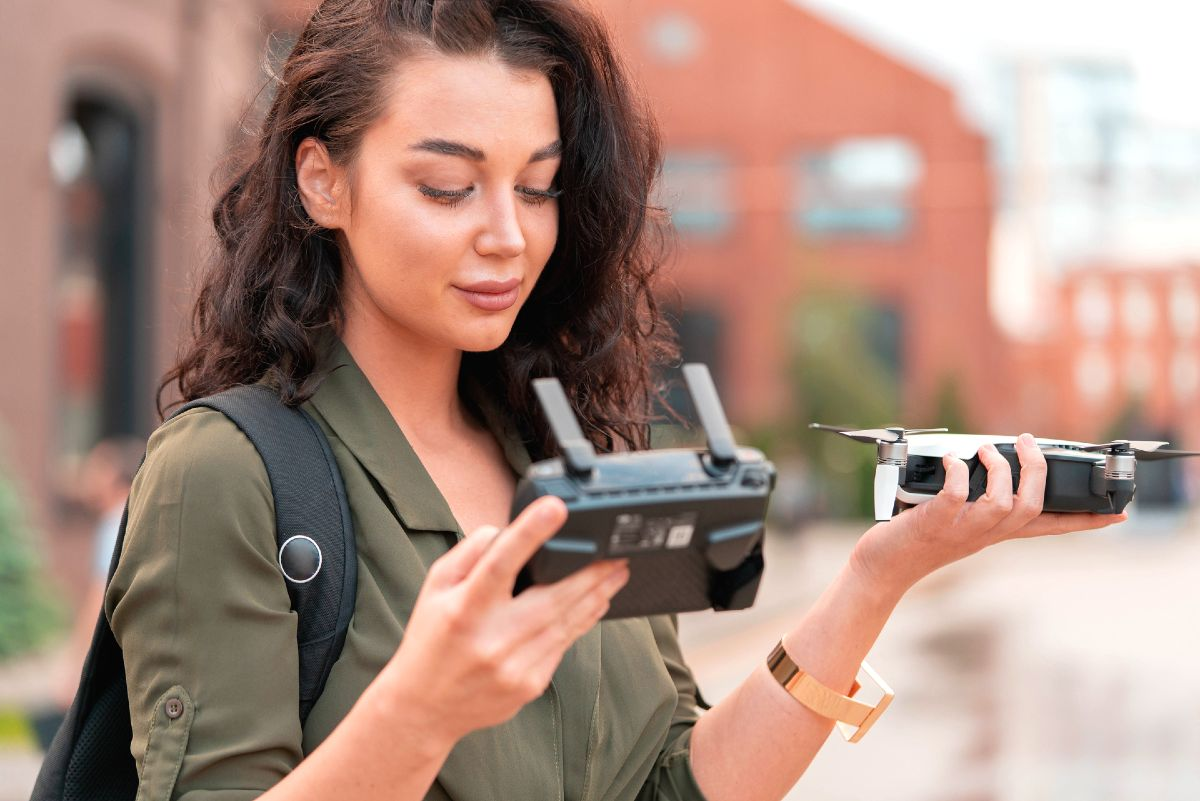 dron gps obraz 6