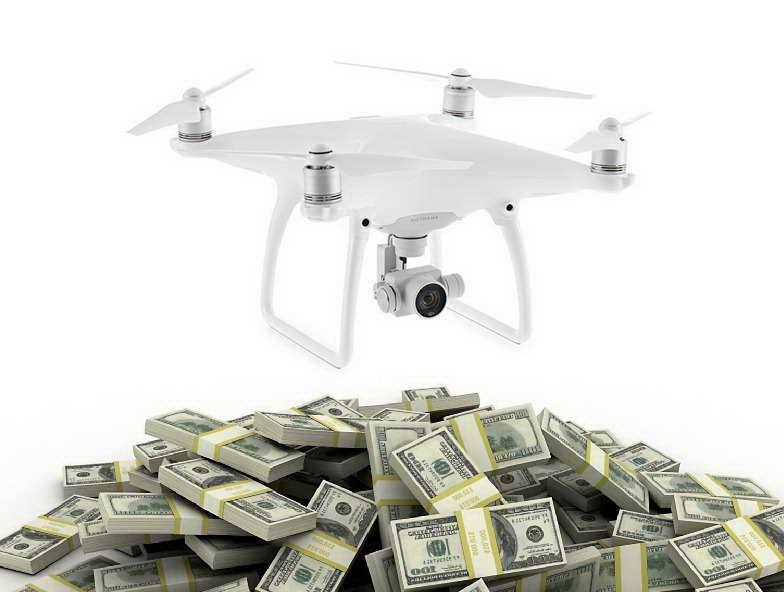 jak zarabiac na dronie obraz 1