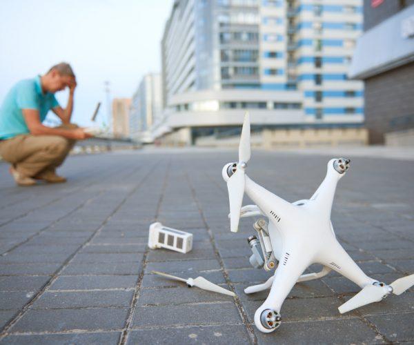 drony a bezpieczeństwo obraz 1