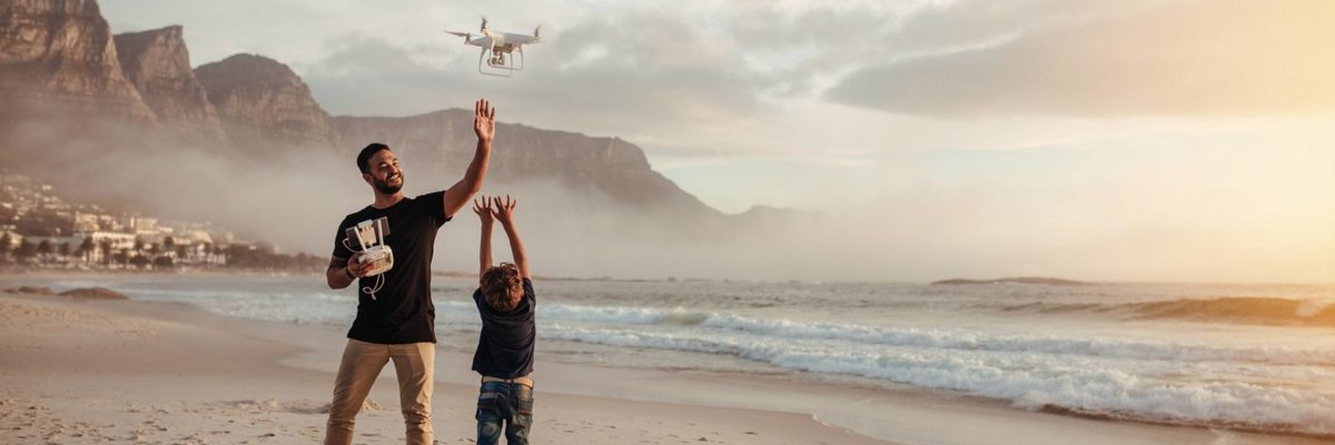 nauka latania dronem obraz 1